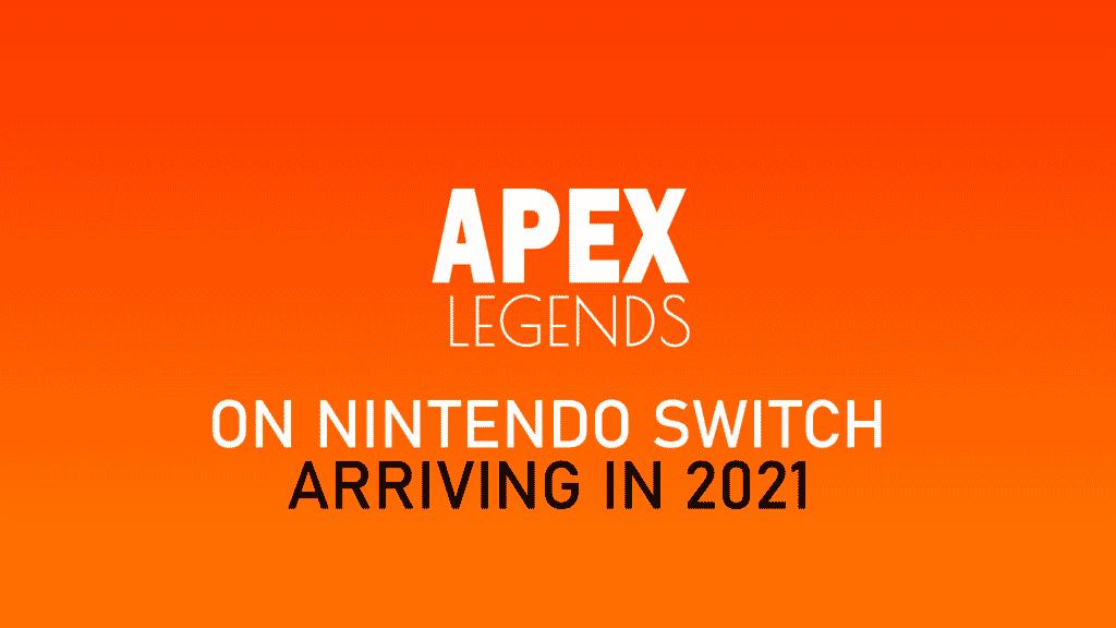 Nintendo Switch Apex Legends